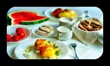 3-разовое питание в гостевом доме Поповки